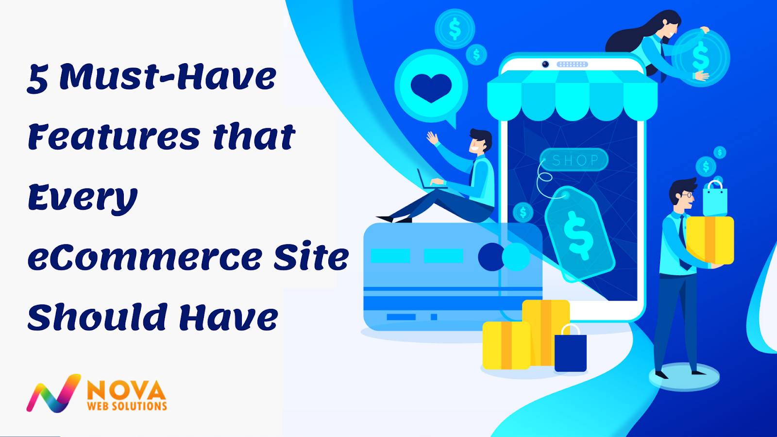 5 Must-Have Features that Every eCommerce Site Should Have